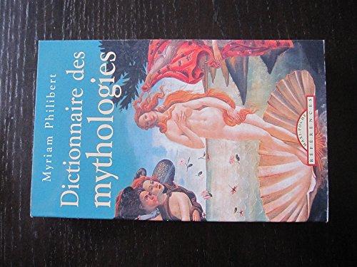 Dictionnaire illustré des mythologies celtique, égyptienne, gréco-latine, ...