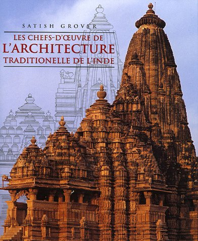 9782846902410: Les chefs d'oeuvre de l'architecture traditionnelle de l'Inde