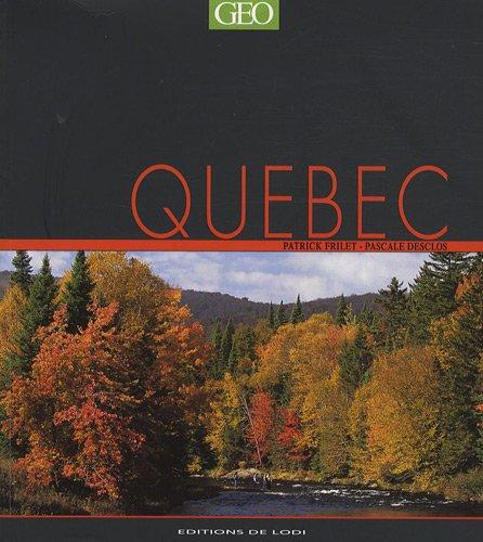 9782846903516: Québec
