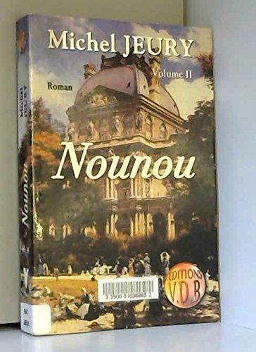 9782846940191: Nounou