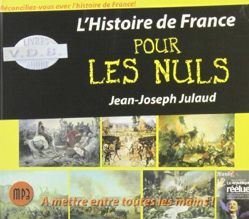 9782846945318: L'histoire de France pour les nuls - 4 CD's (French Edition)