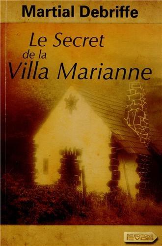 9782846948050: Le secret de la Villa Marianne