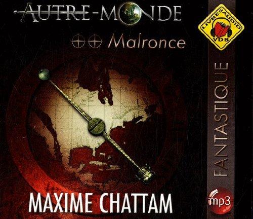 9782846948265: Autre-Monde Tome 2 : Malronce. 1 CD audio MP3