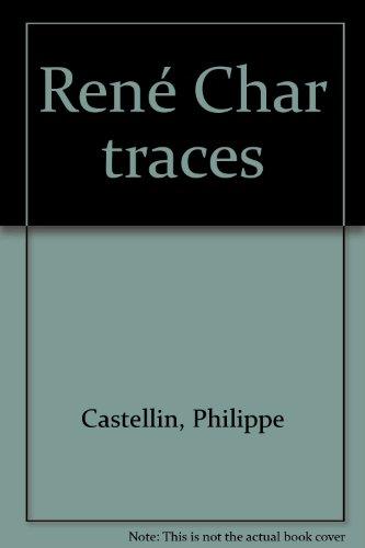 9782846983761: René Char traces