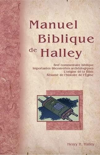 9782847002041: Manuel Biblique de Halley