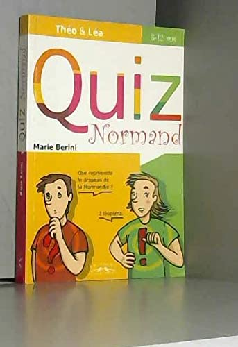 9782847061659: quiz normand