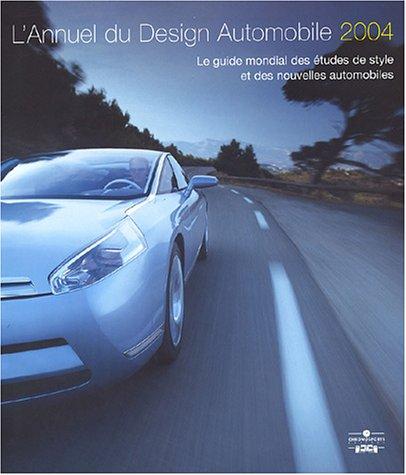 9782847070286: l'annuel du design automobile 2004