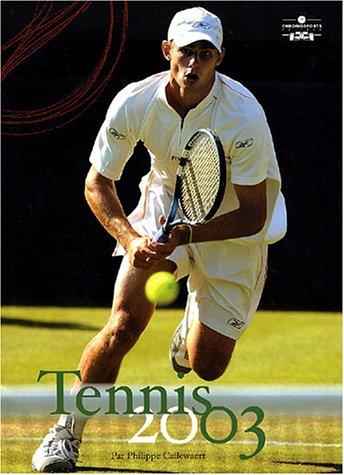tennis 2003: Philippe Callewaert