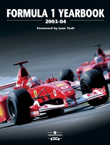 Formula One Yearbook 2003-2004: Domenjoz, Luc