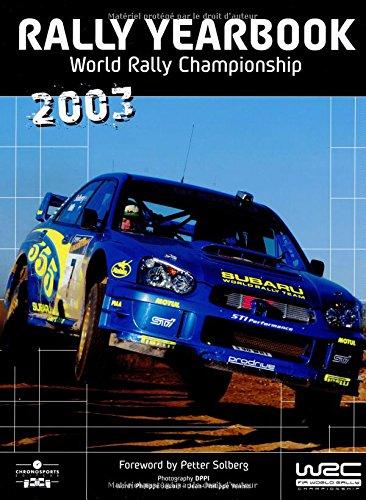 9782847070491: Rally Yearbook 2003-2004: World Rally Championship