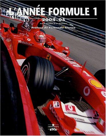 9782847070811: L'Année Formule 1 Edition 2004