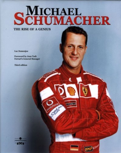 Michael Schumacher: The Rise of a Genius: Domenjoz, Luc