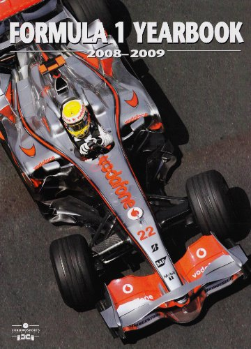 Formula 1 Yearbook 2008-09 (Formula One Yearbook): Luc Domenjoz; Jean