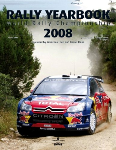 9782847071566: Rally Yearbook 2008: World Rally Championship (Rally Yearbook: World Rally Championship)