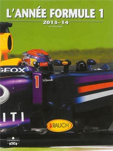 L'annà e formule 1 : 2013-2014