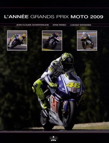 l'année grand prix moto (édition 2009/2010): Jean-Claude Schertenleib