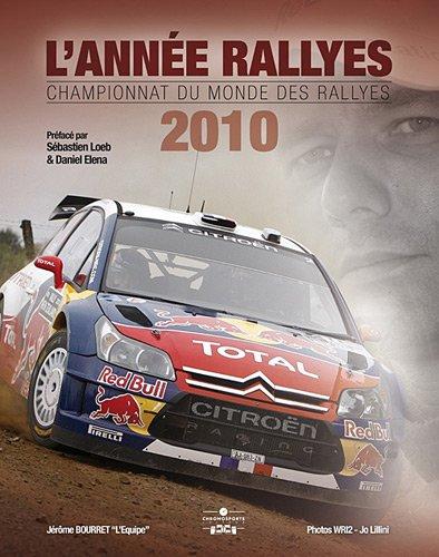 l'année rallye 2010: Jean-Claude Scherten