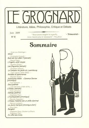 Le Grognard n° 10: collectif