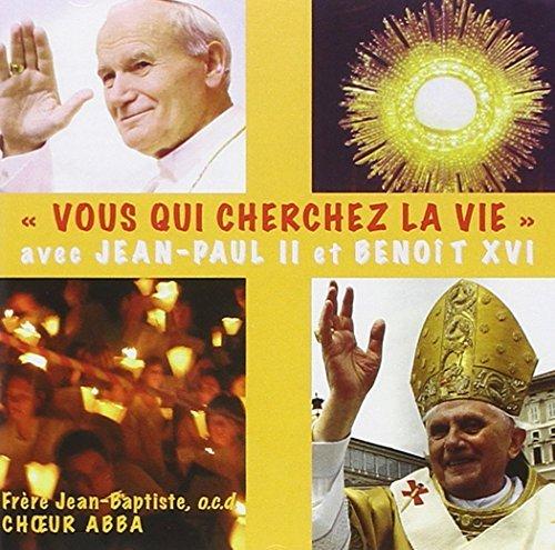 9782847130669: Vous Qui Cherchez la Vie CD