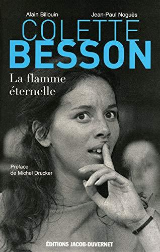 9782847241969: Colette Besson, la flamme éternelle
