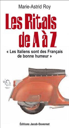 9782847244649: LES RITALS DE A A Z