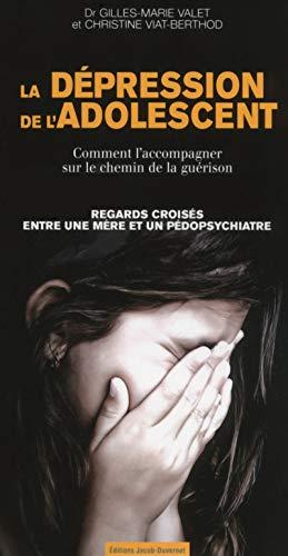 9782847244892: LA DEPRESSION CHEZ LE JEUNE