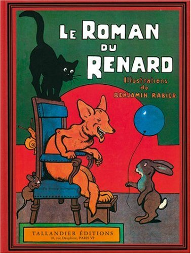 9782847341850: Roman Du Renard(le) (French Edition)