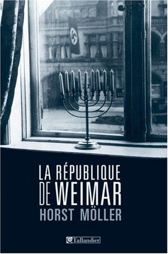 9782847341911: La République de Weimar