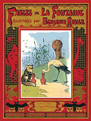 LES FABLES DE LA FONTAINE LUXE: RABIER BENJAMIN