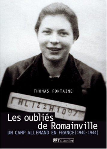 Les oubliés de Romainville (French Edition): Thomas Fontaine