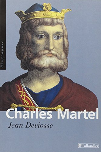 9782847342703: Charles Martel