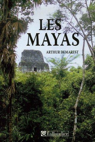 9782847343724: Les Mayas : Grandeur et chute d'une civilisation
