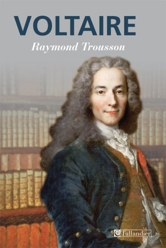 VOLTAIRE: TROUSSON RAYMOND