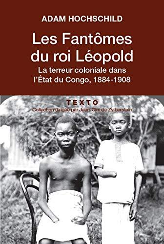 9782847344318: Les fantomes du roi leopold (Texto)