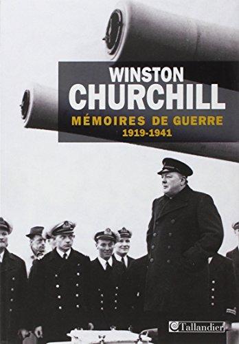 Memoires De Guerre 1919 1941 FL: Winston Churchill