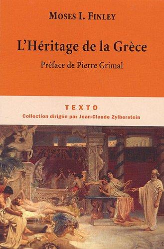 9782847345995: L'Héritage de la Grèce