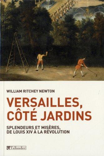 9782847347715: Versailles, c�t� jardins