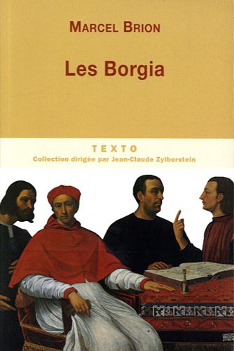 9782847348095: Les Borgia : Le Pape et le Prince