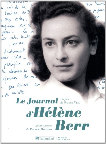9782847348484: Le Journal d'H�l�ne Berr : 1942-1944