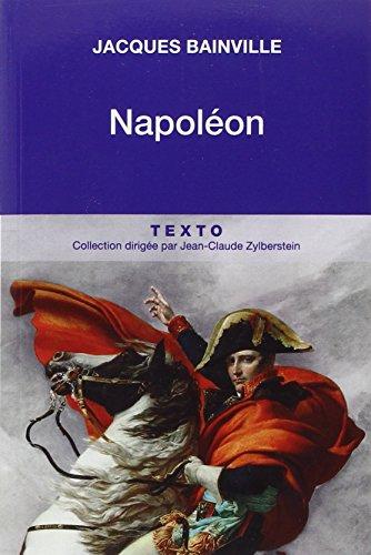 9782847348576: Napoléon (Texto)