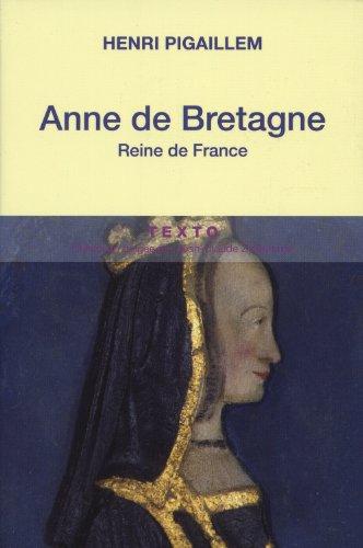 9782847349290: anne de bretagne