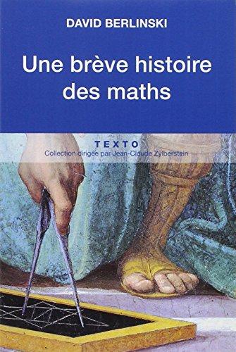 9782847349634: Une brève histoire des maths