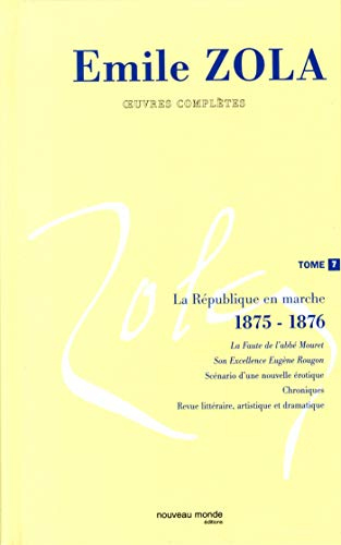 Oeuvres completes (French Edition): Emile Zola