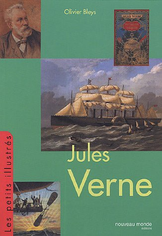 9782847360943: Jules verne - liv (Les petits illustrés)