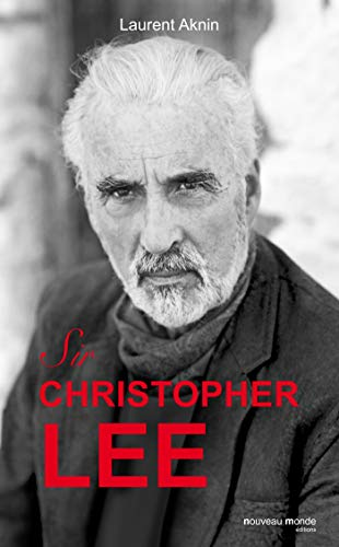 SIR CHRISTOPHER LEE: AKNIN LAURENT