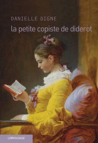 9782847422863: La petite copiste de Diderot