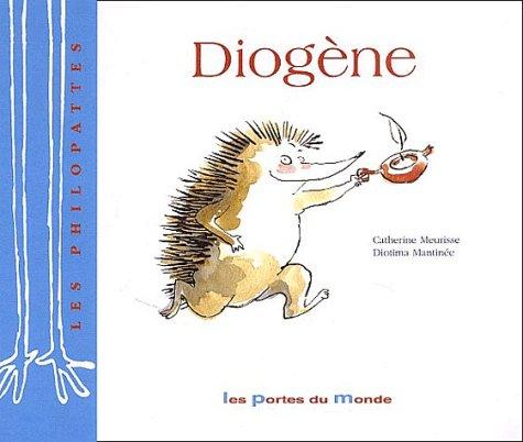 9782847460346: Diogene raconte aux enfants