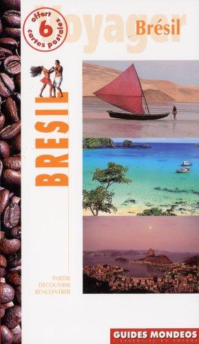 9782847540109: Brésil (Guides Mondeos)