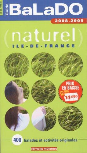 9782847543384: Ile-de-France naturel