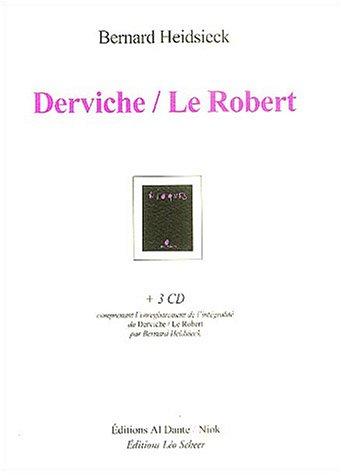 9782847610260: derviche / le robert